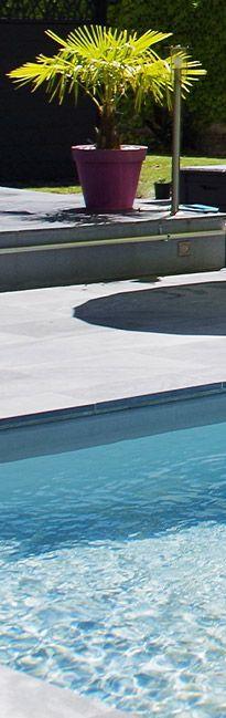 Piscine et plage de piscine