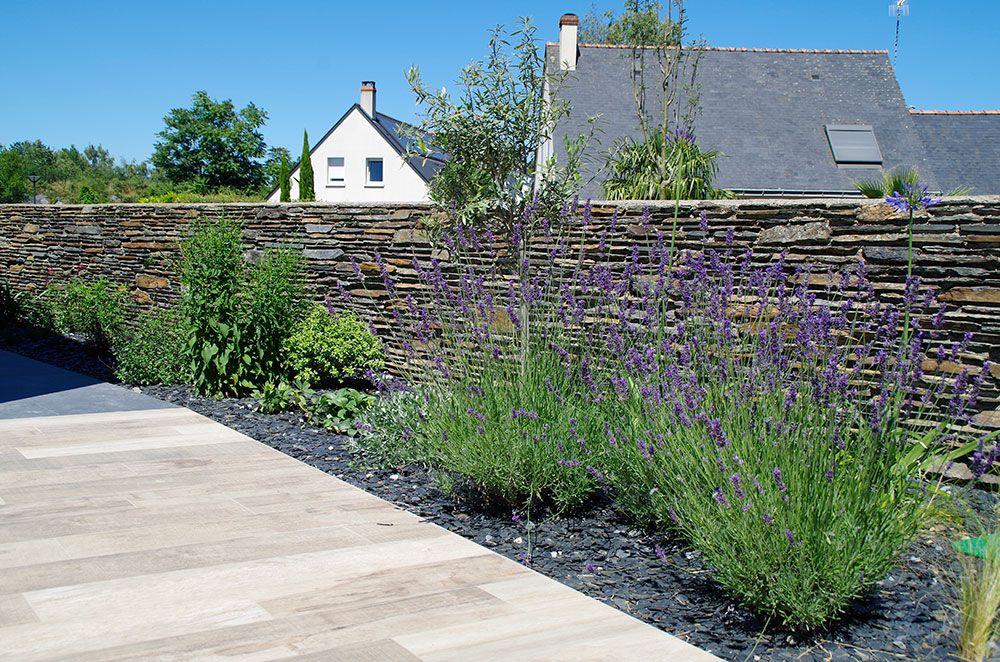 Aménagement végétal : tour de jardin