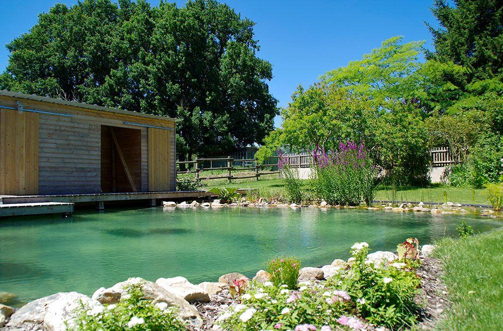 Fontaines et bassins décoratif : bassin d'agrément
