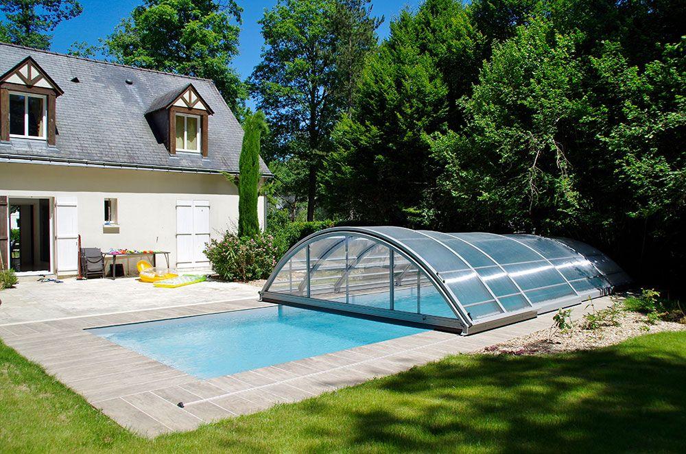 Création piscine et abri de piscine à angers