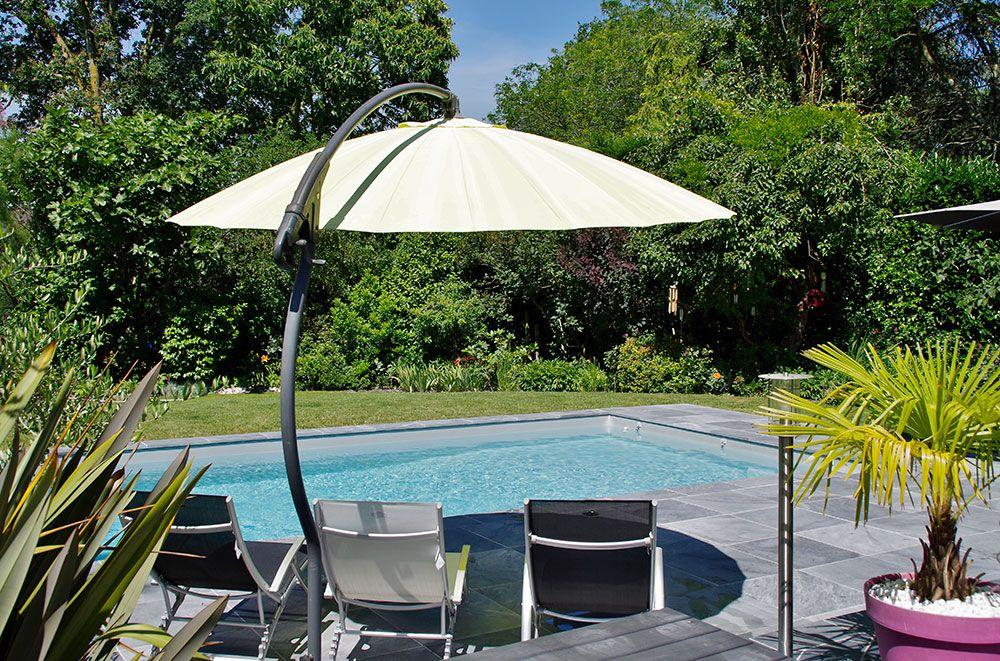 Création piscine et plage de piscine à angers