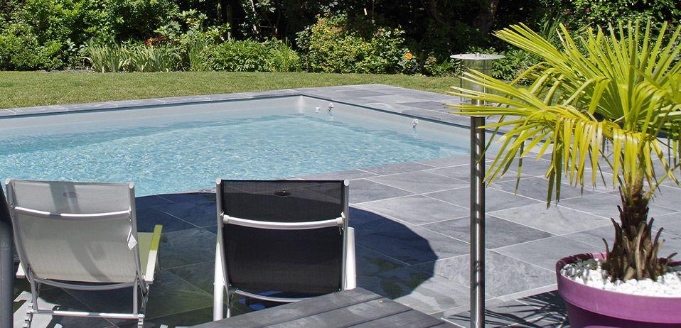 choisir le revêtement de plage piscine