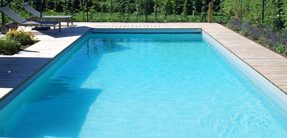 conception et installation de piscine creusée