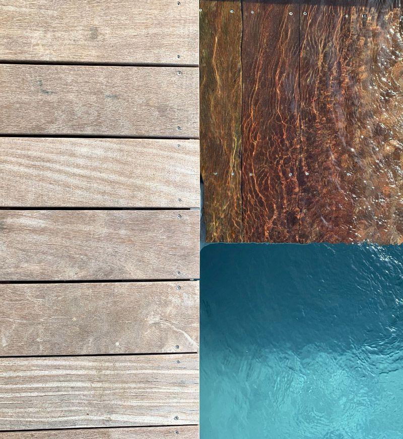choisir matériaux pour plage piscine